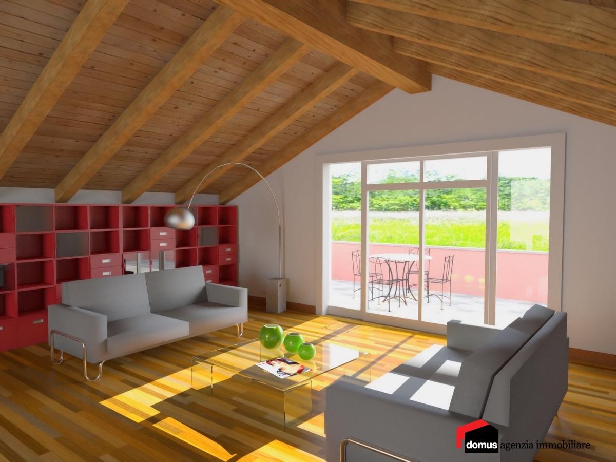 Attico / Mansarda in affitto a Thiene, 3 locali, Trattative riservate   CambioCasa.it